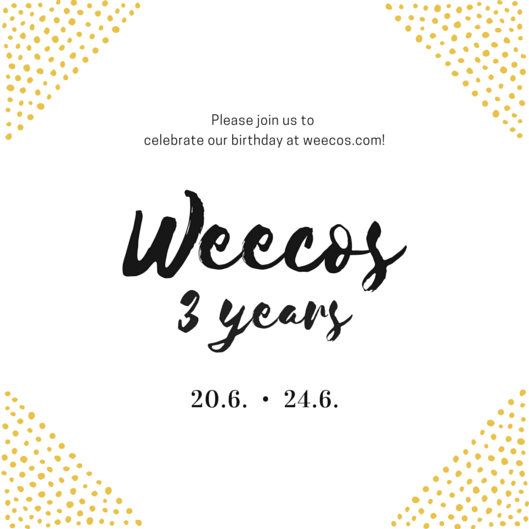 Weecos3 years